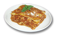 Frozen Meal Lasagna Photo